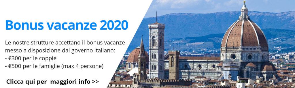Bonus Vacanze 2020 (COVID-19)